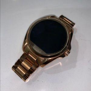 Michael Kors Electronic Smart Watch